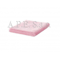 Asciugamani Spugna Rosa