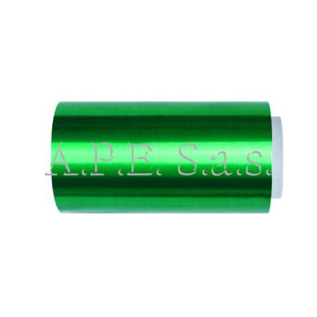 Stagnola Rotolo Verde 12 cm