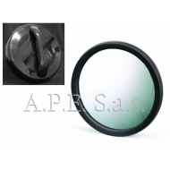 Specchio Elite Rotondo nero
