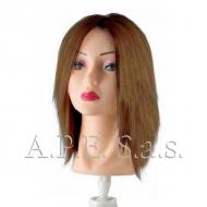 Testina Studio-Scuola capelli veri 100%