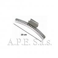 Pinza piega alluminio 10 cm