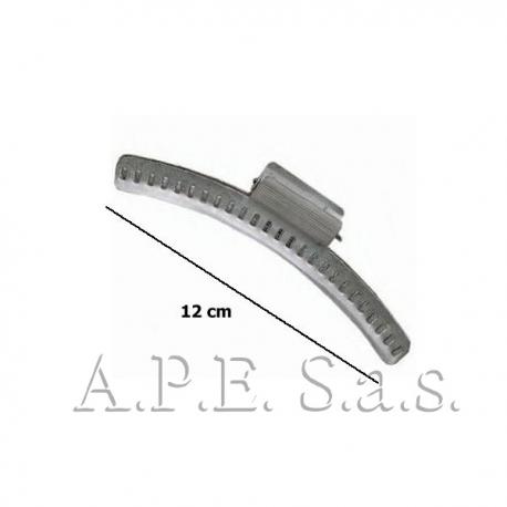 Pinza piega alluminio 12 cm