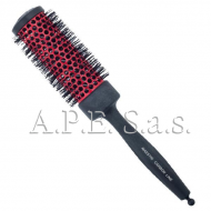Spazzola Carbon 036 Rossa