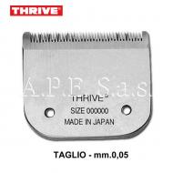 Testina Ricambio N. 0-000000 Thrive 808