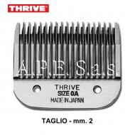 Testina Ricambio N. 0A-1 Thrive 808