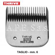 Testina Ricambio N. 2 Thrive 808