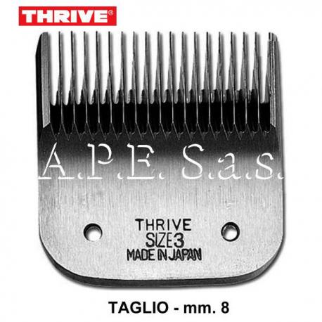 Testina Ricambio N. 3 Thrive 808