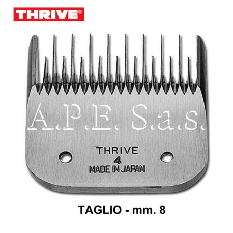 Testina Ricambio N. 4 Thrive 808